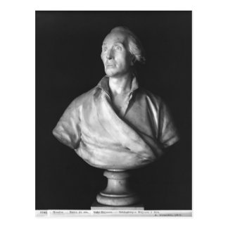 Jean-Baptiste de Piquet  Marquis de Mejanes Postcard