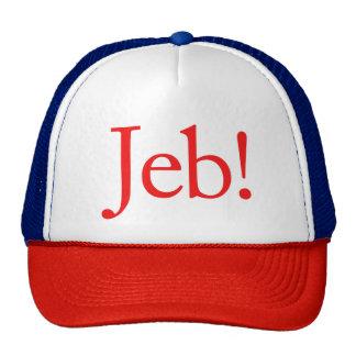 Jeb Bush Presidential Candidate 2016 Cap