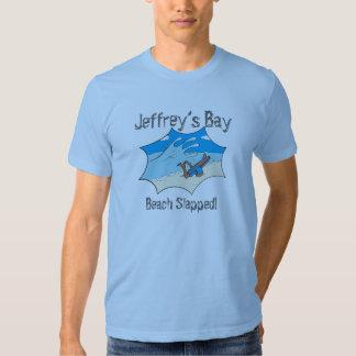 Jeffrey's Bay Beach Slapped Surfer Wipe out? Shirts