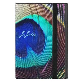 JeJolie Peacock iPad Mini Cover