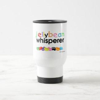 Jelly Bean Whisperer Stainless Steel Travel Mug