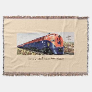 Jersey Central Lines Streamliner