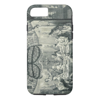 Jewish Meal During the Feast of the Tabernacles, i iPhone 7 Case