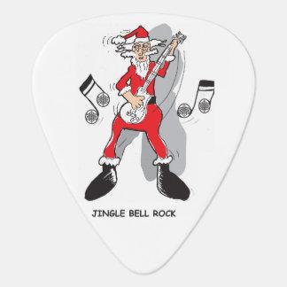 Jingle Bell Rock Guitar Pick