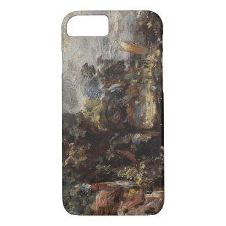 John Constable - Sketch for The Haywain iPhone 7 Case