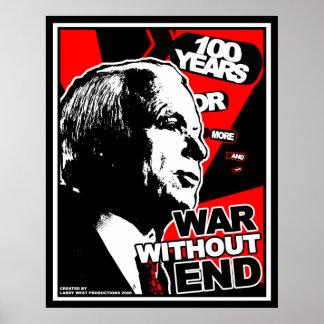 John McCain: War Without End Poster