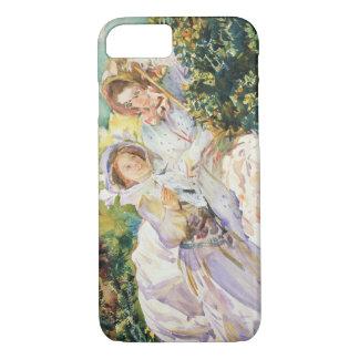 John Singer Sargent - Simplon Pass - The Tease iPhone 7 Case