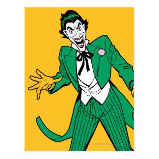 Joker Postcard