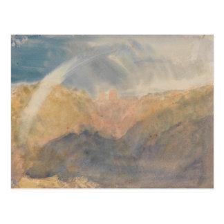 Joseph Mallord William Turner - Crichton Castle Postcard