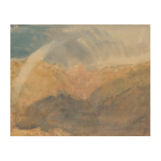 Joseph Mallord William Turner - Crichton Castle Wood Canvases