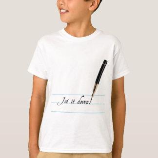 Jot it Down Shirt