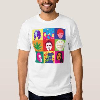 jPod Artsy T-shirts
