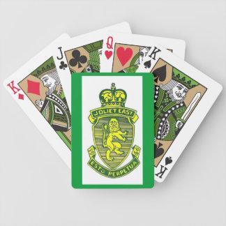 JTHS East Logo Deck Card Deck