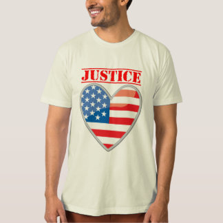 Justice For America T Shirts