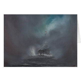 Jutland 1916 2014 2 greeting card