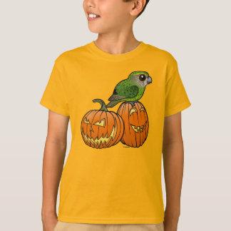 Kakapo Halloween Tee Shirt