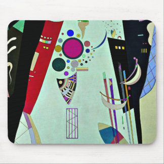 Kandinsky - Reciprocal Accords Mouse Pad