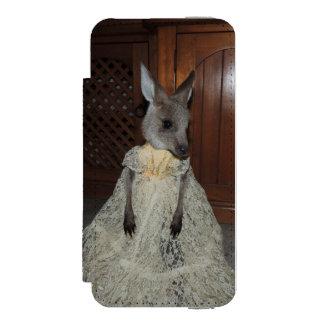 Kangaroo Joey Incipio Watson™ iPhone 5 Wallet Case