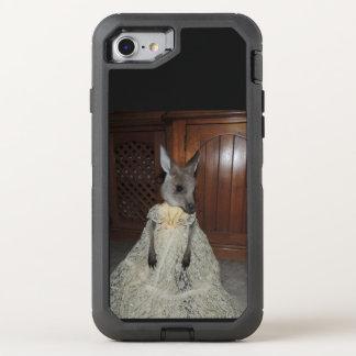 Kangaroo Joey OtterBox Defender iPhone 7 Case