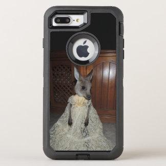 Kangaroo Joey OtterBox Defender iPhone 7 Plus Case