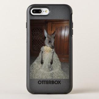 Kangaroo Joey OtterBox Symmetry iPhone 7 Plus Case