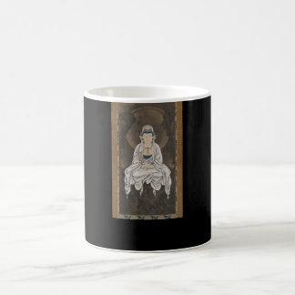 Kannon, Bodhisattva of Compassion c. 1500's Basic White Mug
