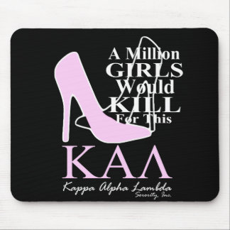 Kappa Alpha Lambda Sorority Mouse Pad