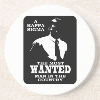 Kappa Sigma - The Most Wanted Coaster