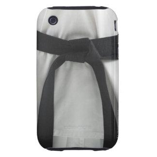 Karate black belt tough iPhone 3 cases