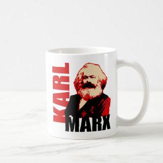 Karl Marx, Socialist & Communist Basic White Mug