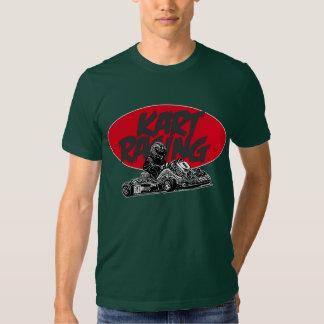 Kart motorsport shirt