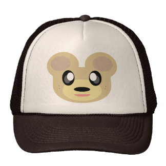 KAWAII BEAR HONEY SWEET ANIMAL FRIEND  CAP