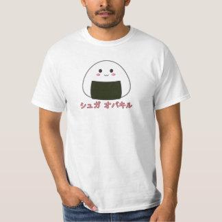 """Kawaii """"Onigiri"""" Rice Ball Tee Shirts"""