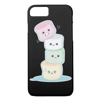 Kawaii Pastel Marshmallows iPhone 7 Case