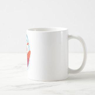 Kayak new waves basic white mug