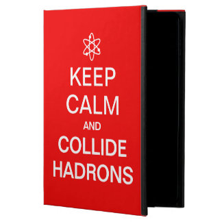 Keep Calm and Collide Hadrons Science Geek