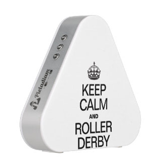 KEEP CALM AND ROLLER DERBY