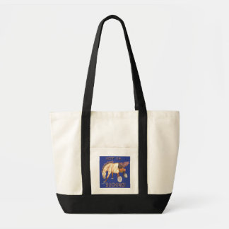 Keep on Bucking! Horse Impulse Tote Bag