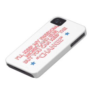 Keep the Change iPhone 4 Covers