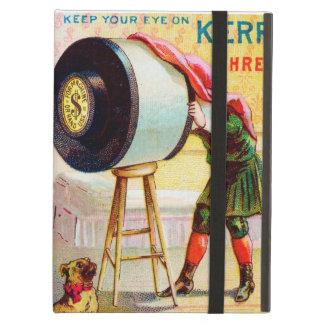 Keep Your Eye On Kerr's Thread Cover For iPad Air