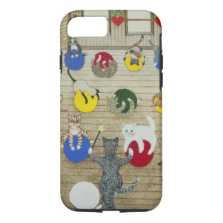 Keeping fit iPhone 7 case