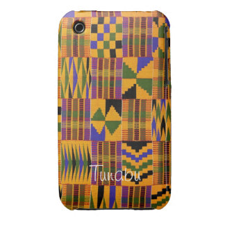 Kente Cloth Cover for iPhone 3G