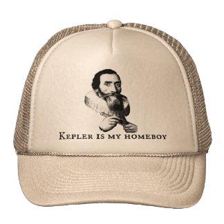 Kepler is my Homeboy Cap