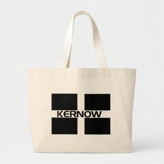 KERNOW FLAG JUMBO TOTE BAG