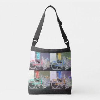 Key West Bicycle Tote Bag