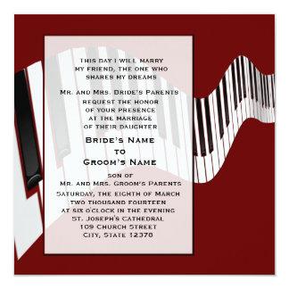 Keyboard Invitation 2