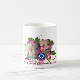 kicking cancers butt mug
