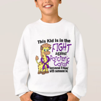 Kid In The Fight Against Pancreatic Cancer Tshirts