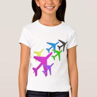 KIDS LOVE Aeroplane avion vol voyageurs GIFTS FUN Shirts