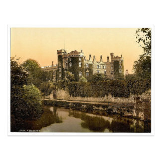 Kilkenny Castle. Co. Kilkenny, Ireland magnificent Postcard